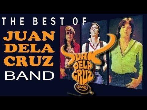Juan de la Cruz Band JUAN DELA CRUZMike Hanopol amp Wally Gonzales Pinoy Rock Songs