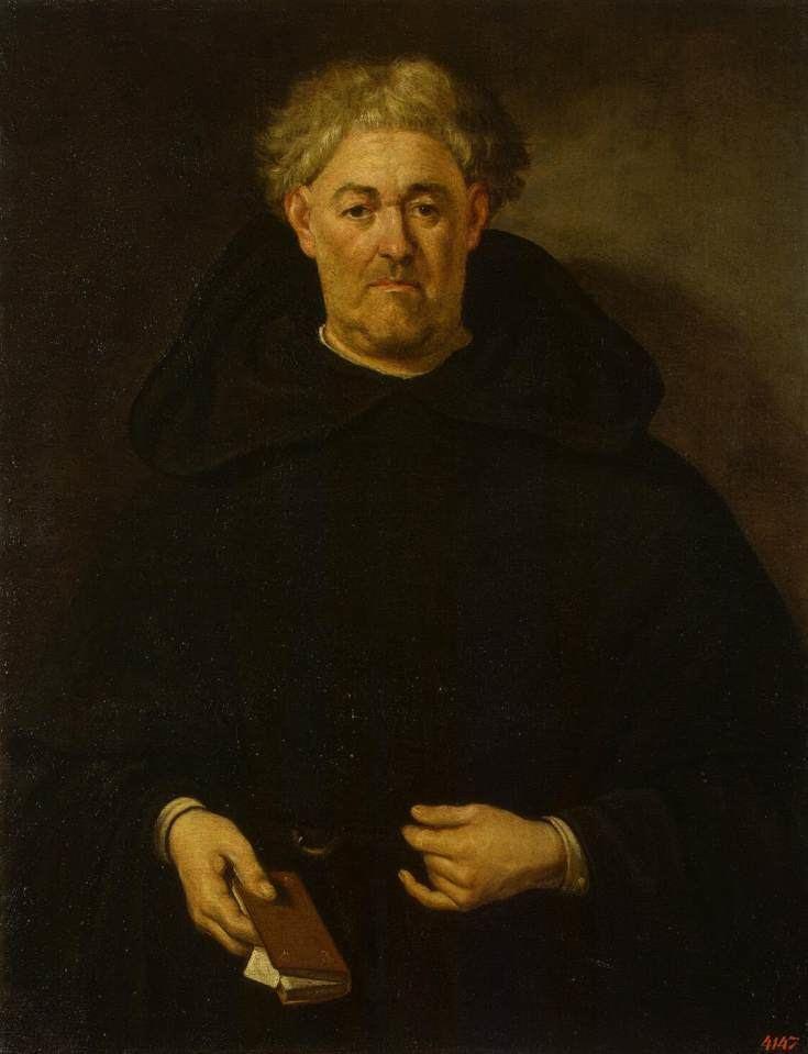 Juan de Pareja FileJuan de Pareja Portrait of a Monk WGA17015jpg Wikimedia