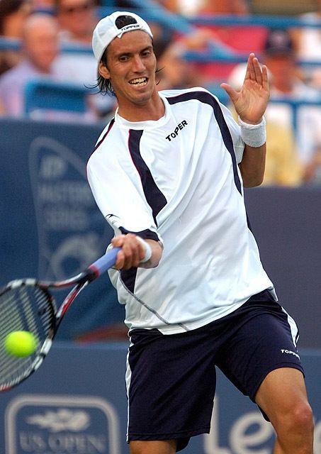Juan Ignacio Chela Juan Ignacio Chela ARG Tennis Server Profile