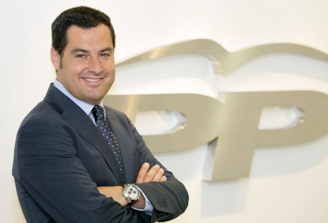 Juan Manuel Moreno Bonilla Mariano Rajoy designa a Moreno Bonilla para liderar al PP