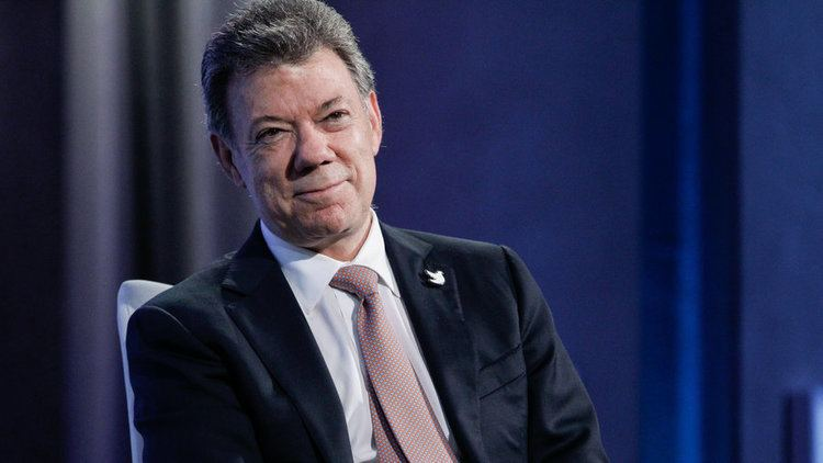 Juan Manuel Santos Colombian President Juan Manuel Santos Awarded Nobel Peace Prize