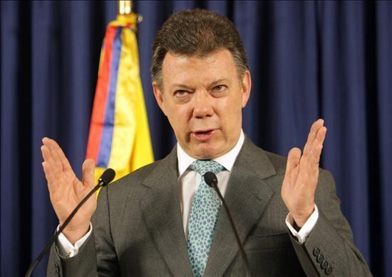 Juan Manuel Santos Colombia39s Santos Won39t Authorize Jesse Jackson Role in