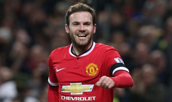 Juan Mata March will makeorbreak Manchester United39s season says