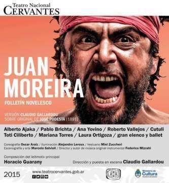 Juan Moreira Juan Moreira Alternativa Teatral