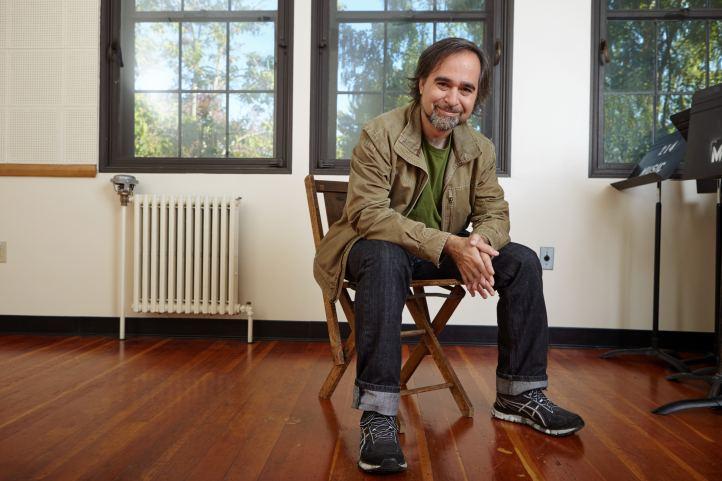 Juan Pampin Faculty Profile Juan Pampin School of Music University of