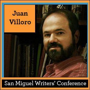 Juan Villoro Juan Villoro 2013 San Miguel Literary Sala