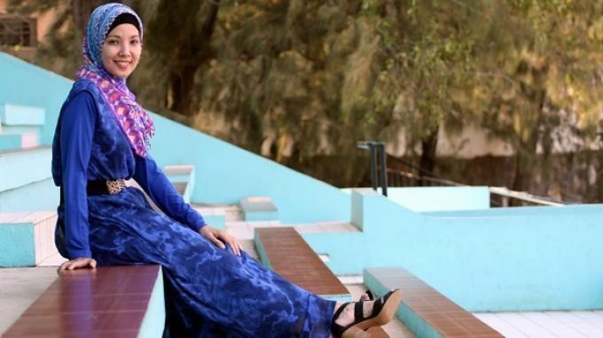 Juana Wangsa Putri Juana Wangsa Putri Akui Bukan Wanita yang Jago Masak Tribunnewscom
