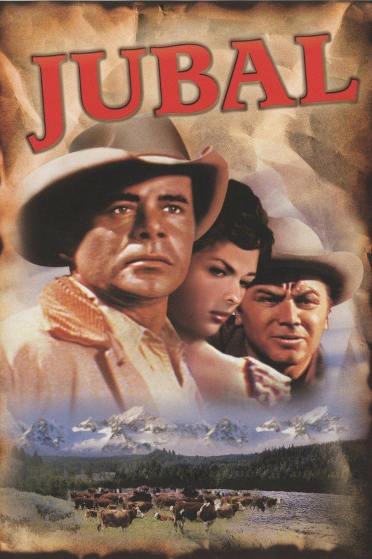 Jubal (film) wwwgstaticcomtvthumbmovieposters1514p1514p
