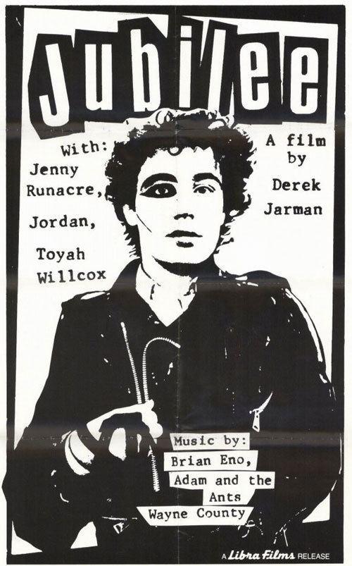 Jubilee (1978 film) Jubilee Derek Jarman 1978 SciFiMovies