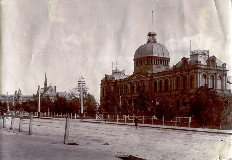 Jubilee Exhibition Building Teachers College Scrapbook Archival Allsorts