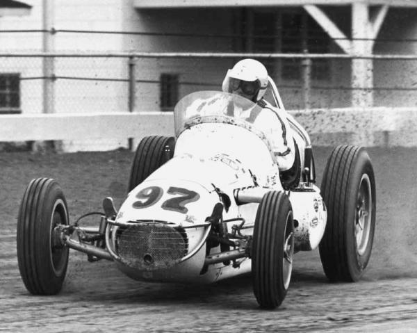 Jud Larson Jud Larson 1964 Hoosier 100 Auto Racing Memories