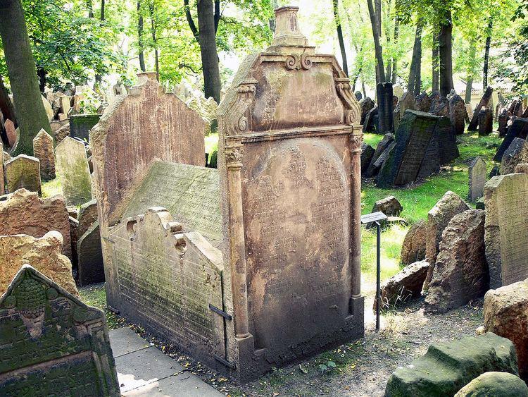 Judah Loew ben Bezalel Grave of Judah Loew ben Bezalel Flickr Photo Sharing
