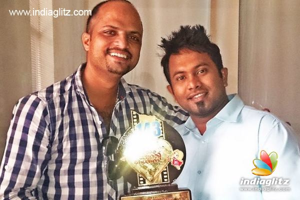 Jude Anthany Joseph DirectorActor Jude Anthany Joseph and Aju Varghese sign for a film