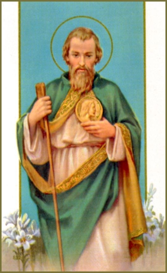 Jude the Apostle SAINT JUDE DEVOTIONS