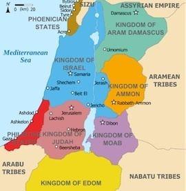 Judea Kingdom of Judea History amp Explanation Studycom