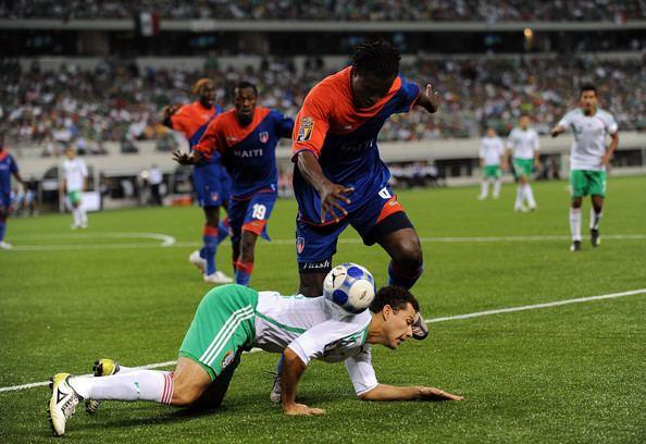 Judelin Aveska Judelin Aveska Photos CONCACAF Cup Quarterfinals Zimbio