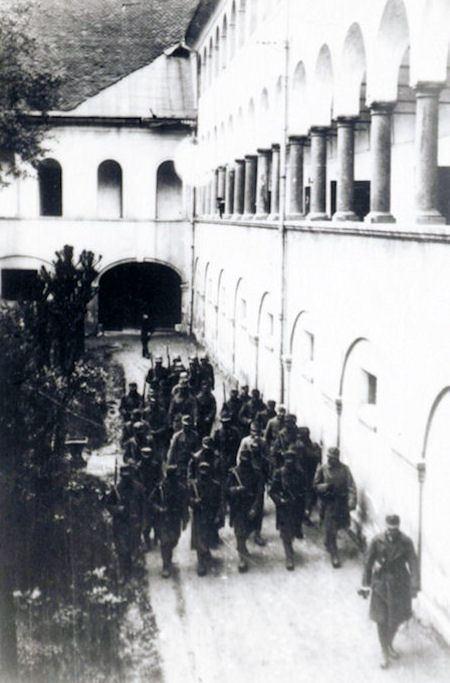 Judenburg mutiny
