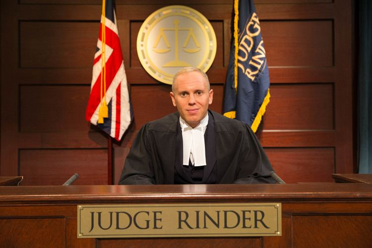 Judge Who is Judge Rinder Meet ITV39s reality TV judge and Britain39s