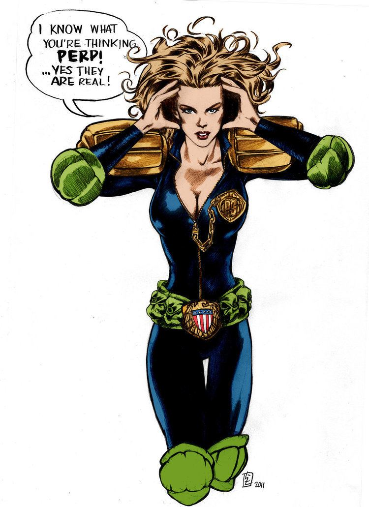 Judge Anderson 1000 images about JUDGE ANDERSON on Pinterest Olivia d39abo Posts