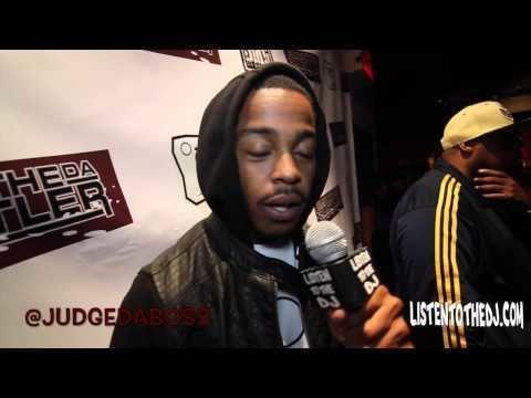Judge Da Boss Judge Da Boss feat Rampage Listen to the DJ Interview
