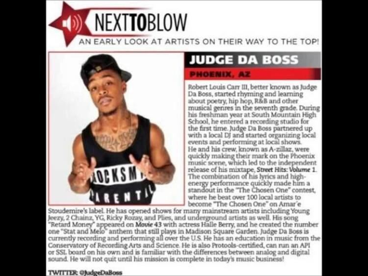 Judge Da Boss JUDGE DA BOSS Hell Yeah Single YouTube