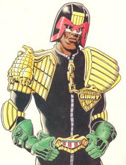 Judge Giant Judge Giant Character Comic Vine