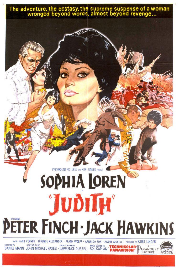 Judith (1966 film) wwwgstaticcomtvthumbmovieposters45331p45331
