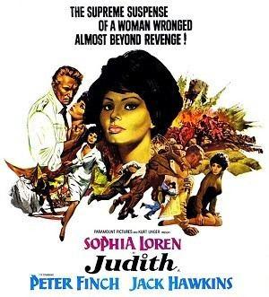 Judith (1966 film) Judith DVD NTSC Region 0