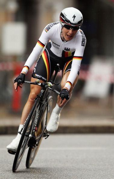 Judith Arndt World Championships Judith Arndt Wins Time Trial Gold