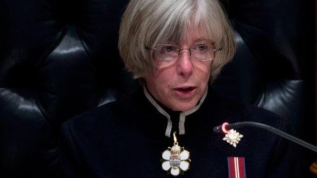Judith Guichon BC throne speech lacks bold LNG predictions British