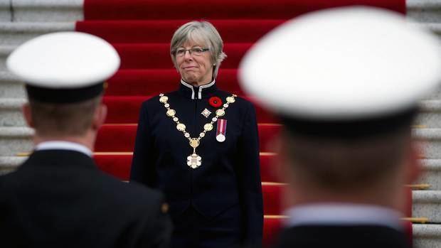 Judith Guichon Judith Guichon takes up BC lieutenantgovernor39s post