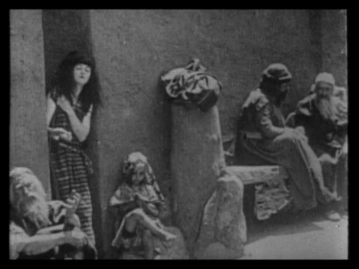 Judith of Bethulia Judith of Bethulia 1914 A Silent Film Review Movies Silently