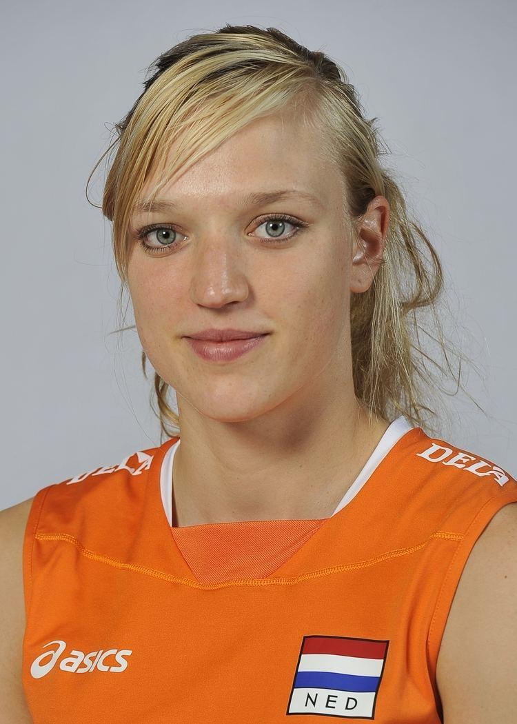 Judith Pietersen CEV Confdration Europenne de Volleyball