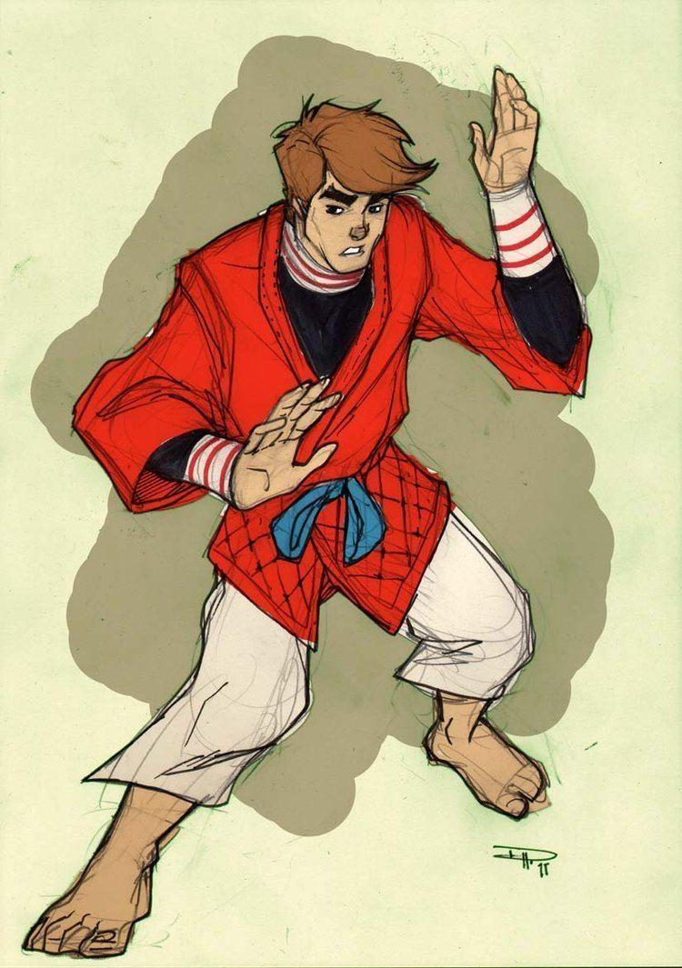 Judo Boy Judo Boy by DenisM79 on DeviantArt