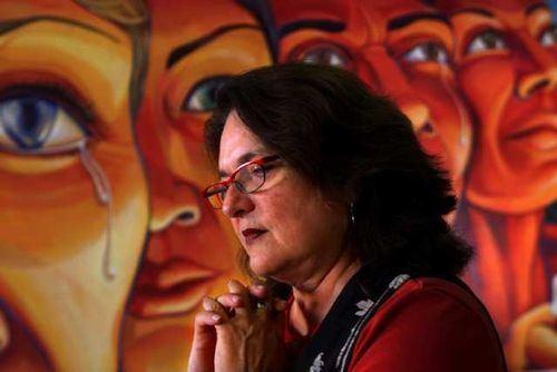 Judy Baca LA muralist Judy Baca receives 2010 Public Art Network Award
