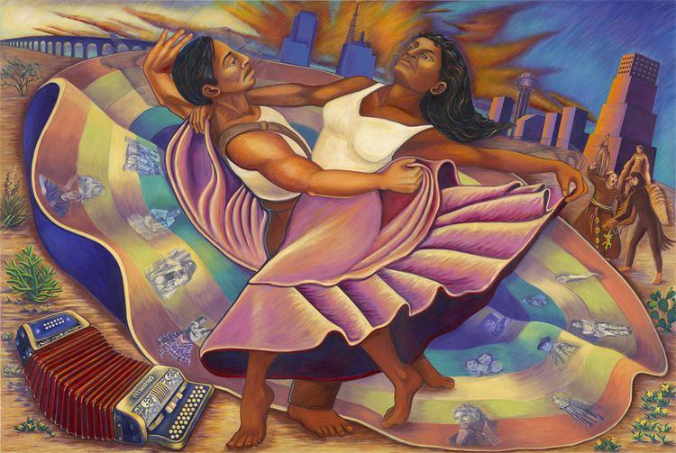 Judy Baca Danza de La Tierra Judy Baca Artist
