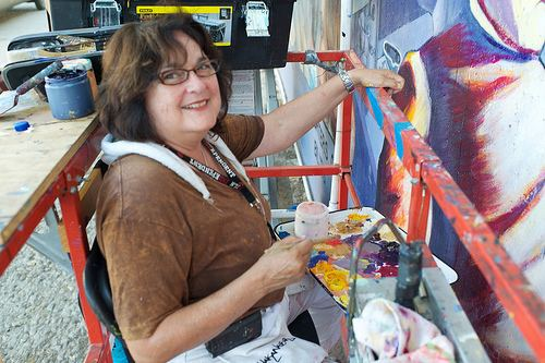 Judy Baca Judy Baca Resume I want to use public space to create a public