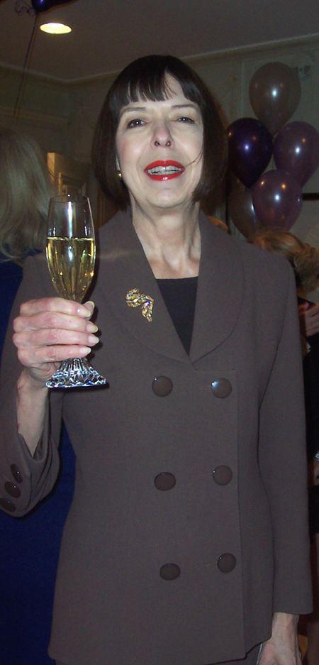 Judy Baldwin Mitzi Perdue39s Perfectly quotPoeticquot Birthday celebration