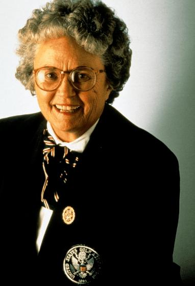 Judy Bell USGA to honor former president Judy Bell with Bob Jones Award Golf