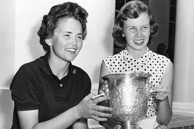 Judy Bell The Late Great Broadmoor Ladies Invitation