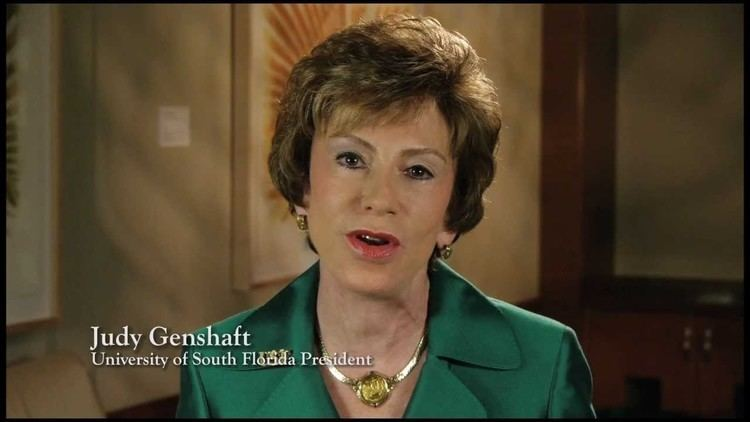 Judy Genshaft USF President Judy Genshaft Thanks Community YouTube
