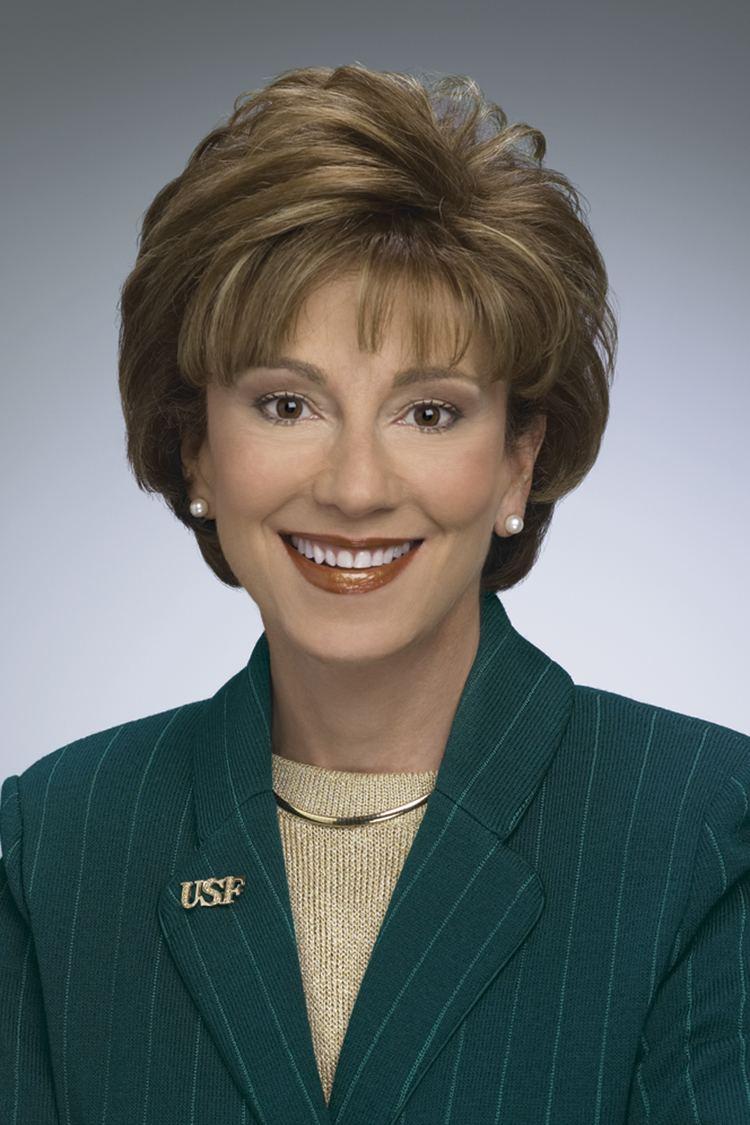 Judy Genshaft 2000 State of USF Address
