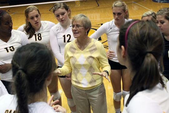 Judy Green (volleyball coach) Camp dates for 2012 Judy Green Volleyball Camps announced