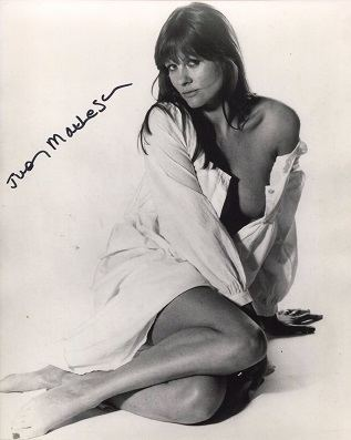 Judy Matheson JUDY MATHESON 8x10 photo signed by Hammer movie actress Judy