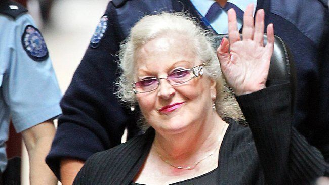 Judy Moran Judy Moran found guilty of the murder of Des 39Tuppence
