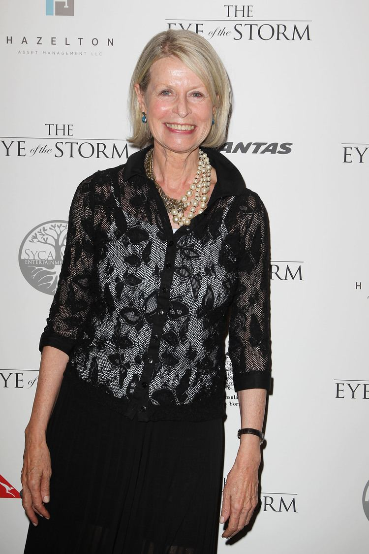 Judy Morris Exclusive Interviews from 39The Eye of the Storm39 New York