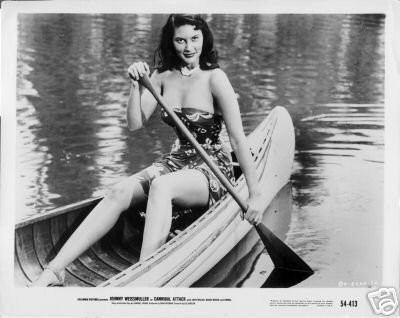 Judy Walsh Vintage Original Delicious Judy Walsh Leggy Jungle Girl 30528698