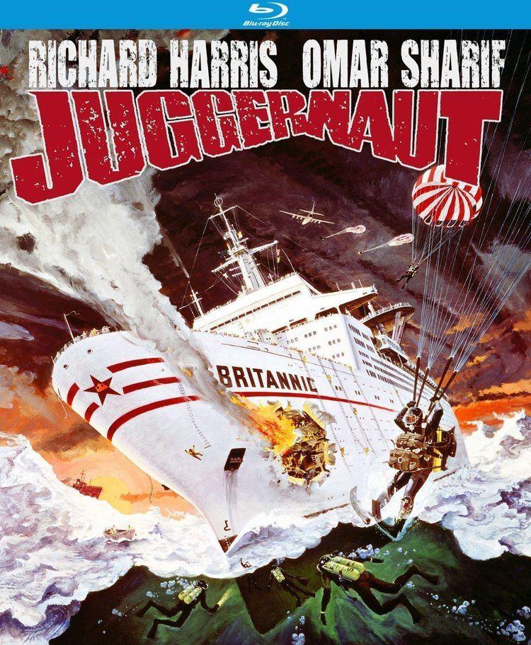 Juggernaut (1974 film) Juggernaut Bluray