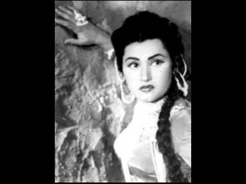 2 SONGS OF NOOR JEHAN FILM JUGNU1947 FILM BADI MAA1945 A