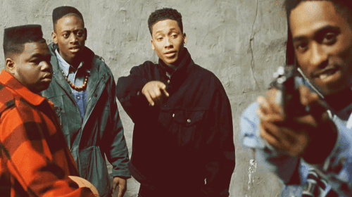 Juice (film) Behind The Scenes of the 1992 Classic Film Juice VASHTIE